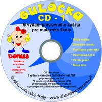 CD GUĽôČKA - CD – 1 – 13/14