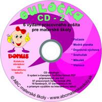 CD GUĽôČKA - CD – 2 – 13/14