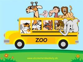 zvieratká zoo