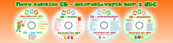 cd interakt�vne hry