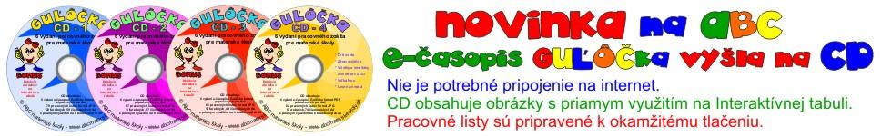 CD GUĽôčka